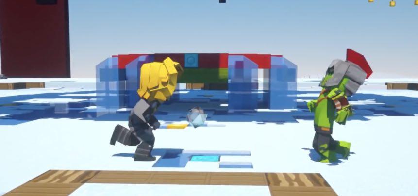 Blockman go взлом (сундуки)