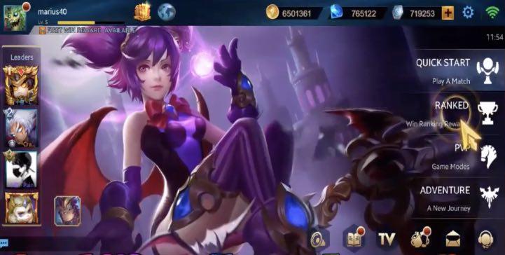 Heroes Evolved взлом (кристаллы)