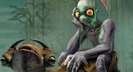 Oddworld делают игры для PS4