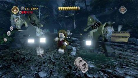 бегство Фродо