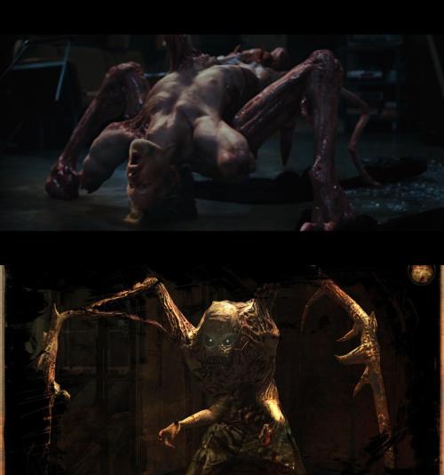 мутация в Dead Space
