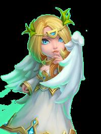 герой Ангел (Angel) в castle clans
