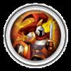 магия  Ares Fervor в castle clans