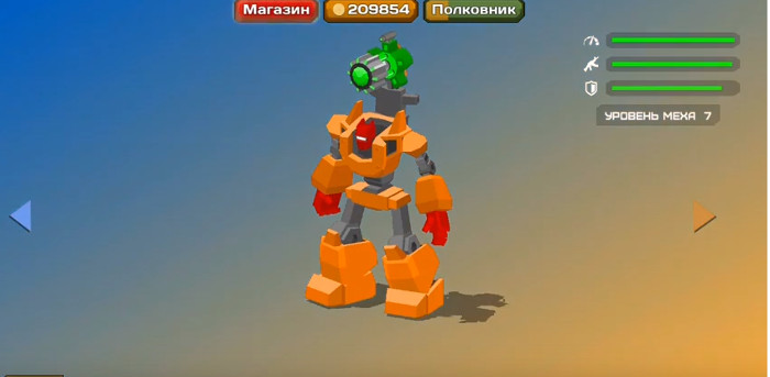 Armored Squad Mechs vs Robots взлом
