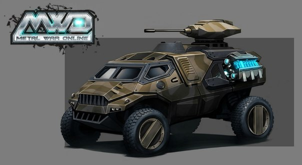 Машина Ghost в Стальные войны