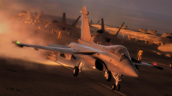 Самолеты в  Tom Clancy's H.A.W.X. 2