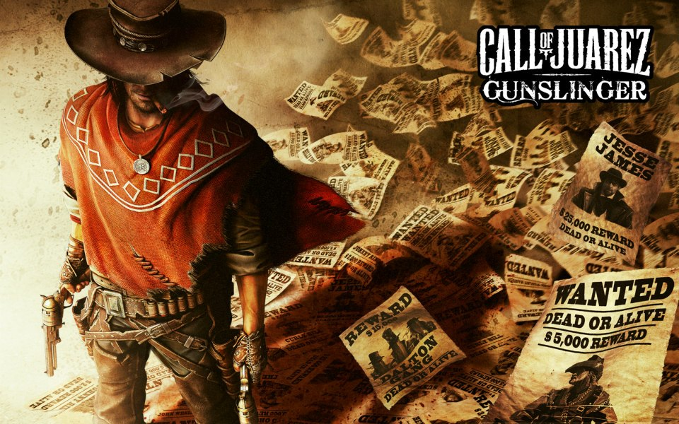 Call of Juarez: Gunslinger логотип
