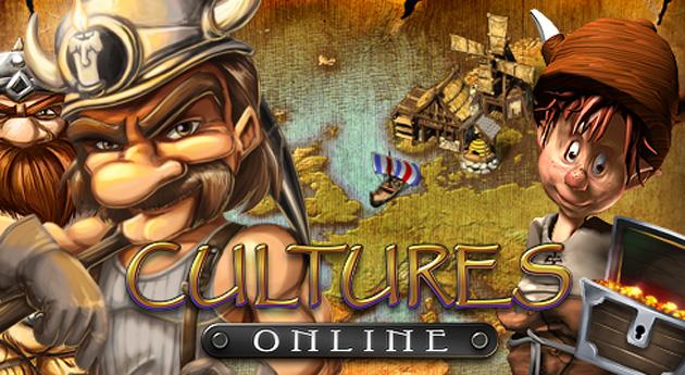 Cultures online логотип