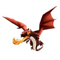 Dragon ( Дракон ) в clash of clans