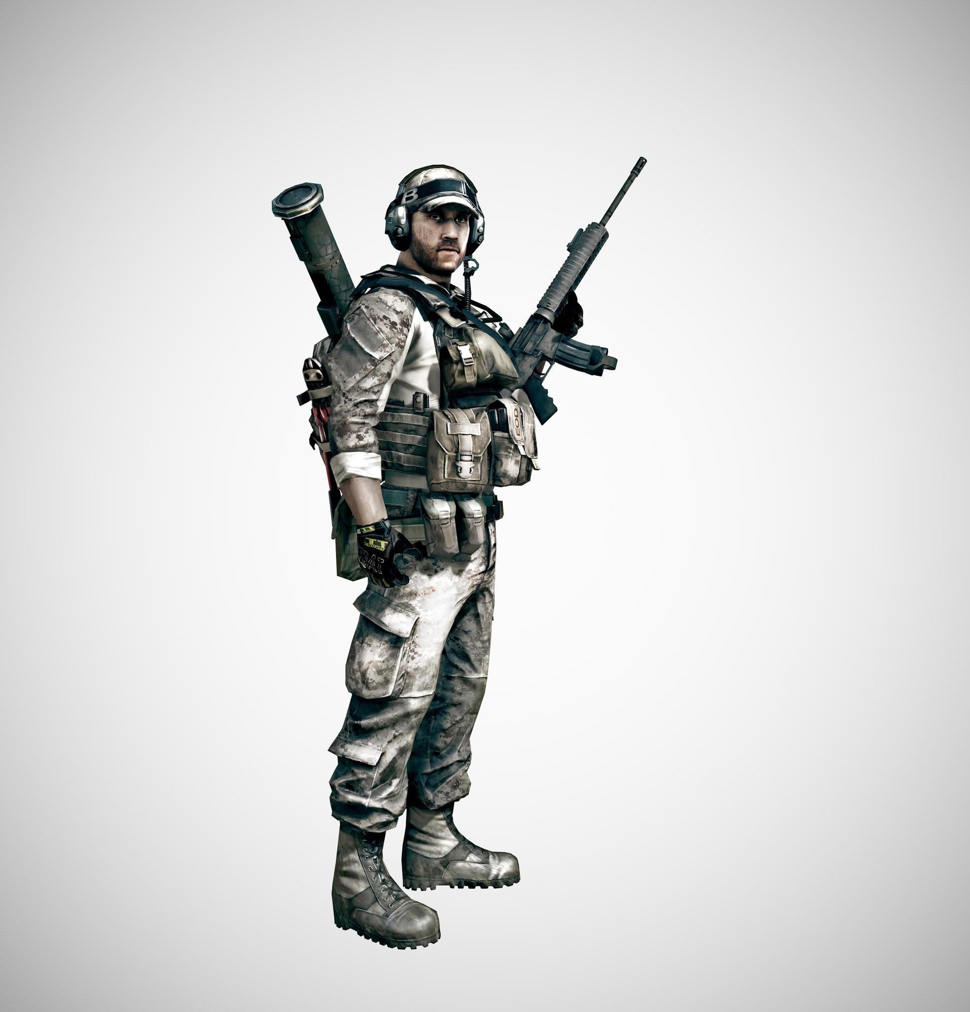 Инженер battlefield