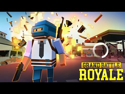 Grand Battle Royale: доллары, оружие, аптечки