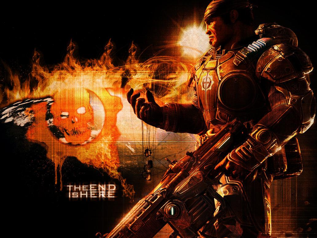 Gears of War 2 скриншоты
