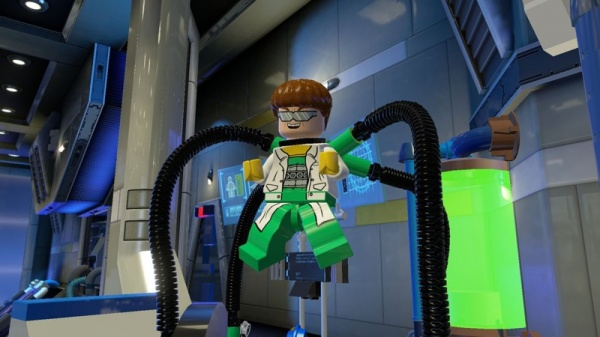 Lego marvel super солдат гидры