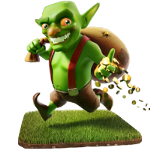 Goblin (гобины)  в clash of clans