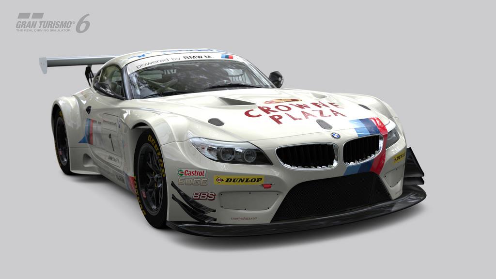 BMW Z4 GT3 (2011)