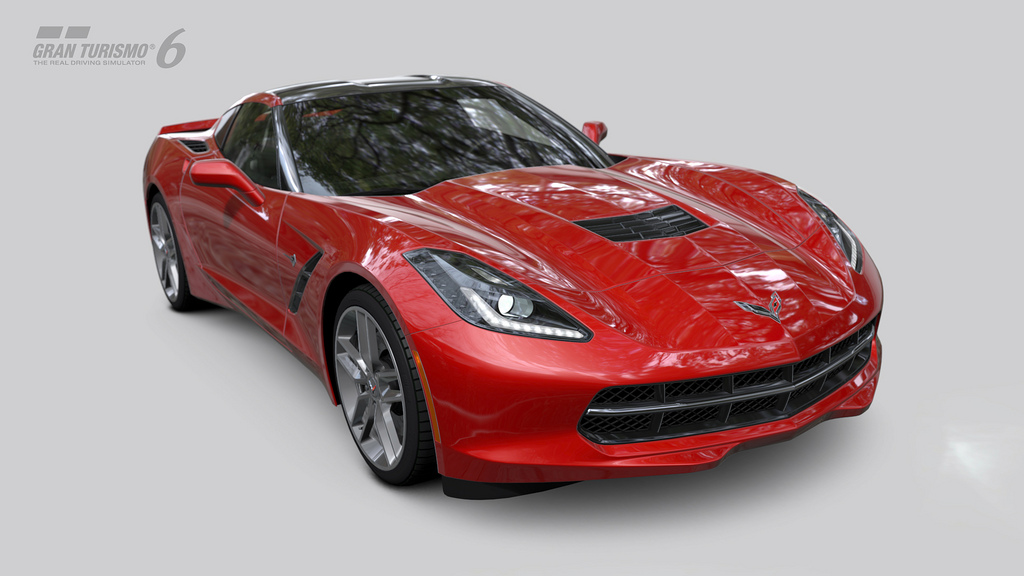 Chevrolet Corvette Stingray (C7) (2014)