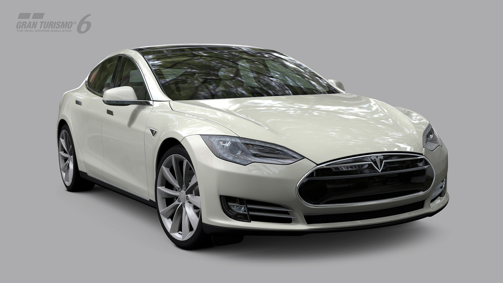 Tesla Motors Model S Signature Performance (2013)