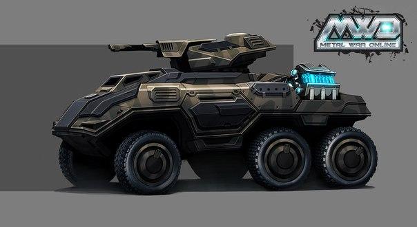 Машина GRIFFIN в Стальные войны