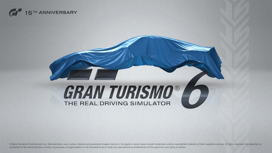 Gran Turismo 6: Anniversary Edition обои