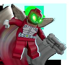 Всех супер героев в игре lego marvel super heroes
