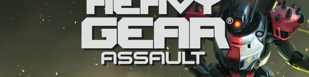 Heavy Gear Assault Edition обои