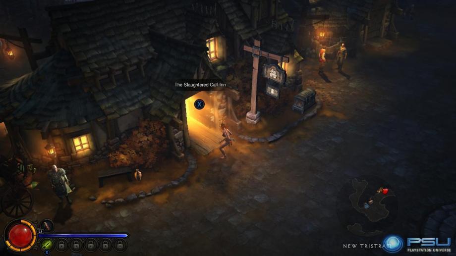 Diablo III для PS3