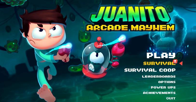 Juanito Arcade Mayhem взлом (костюмы)
