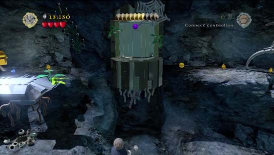 скрытая пещера