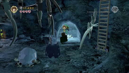 в пещерке спрятан тайник 2
