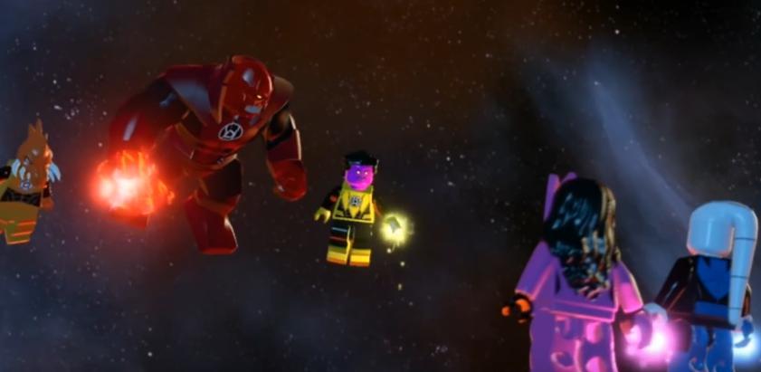 Lego Batman 3 Beyond Gotham читы
