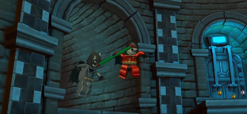 Lego Batman 3 Beyond Gotham читы (деталькиы)