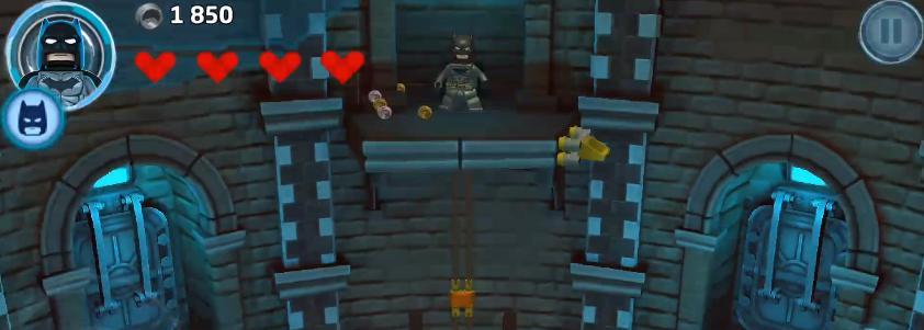 Lego Batman 3 Beyond Gotham взлом (герои)