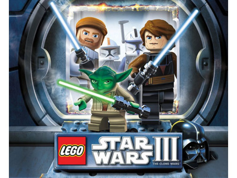 прохождение Lego Star Wars 3: The Clone Wars