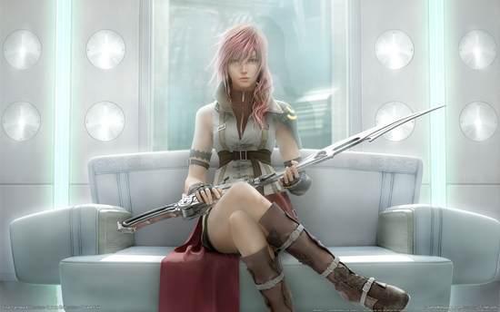Final Fantasy XIII : Lightning Returns обои