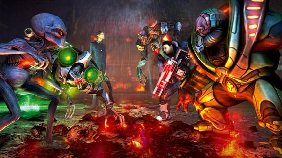 XCOM - стал одной из лучших игр года