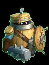 герой Мародер (Marauder) в castle clans