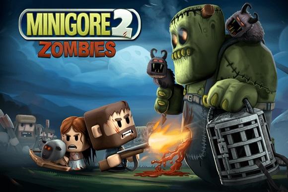 Минигор 2 зомби