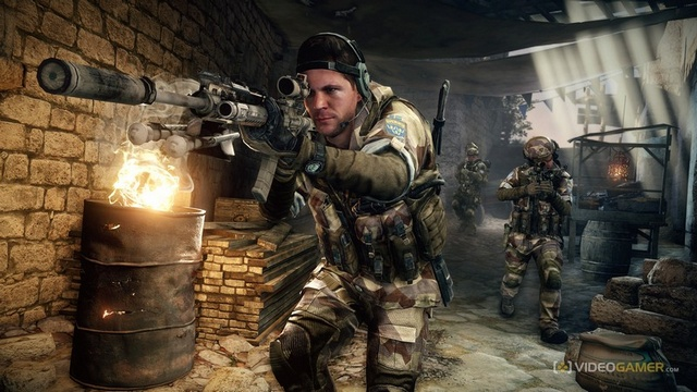 оружие в Medal of Honor
