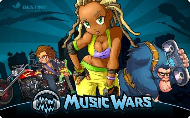 Взлом music wars на рубины
