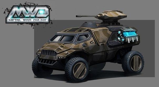 Машина PHOENIX в Стальные войны
