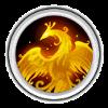магия  Phoenix Flight  в castle clans