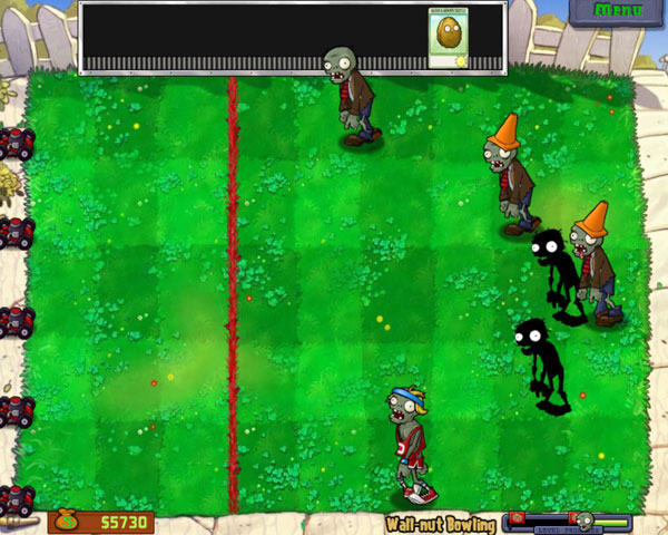 plants vs zombies играть онлайн