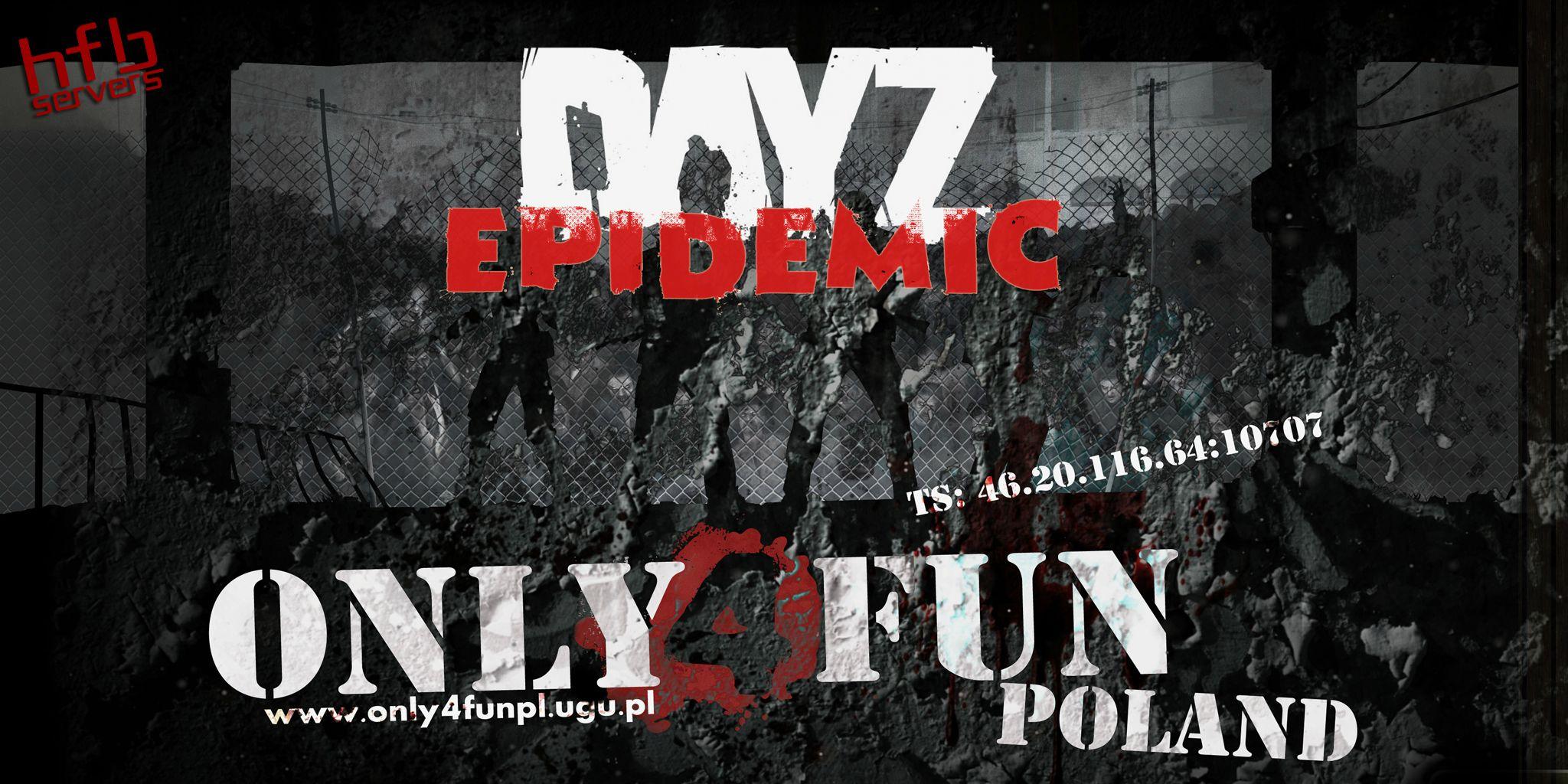 карты DayZ Epidemic