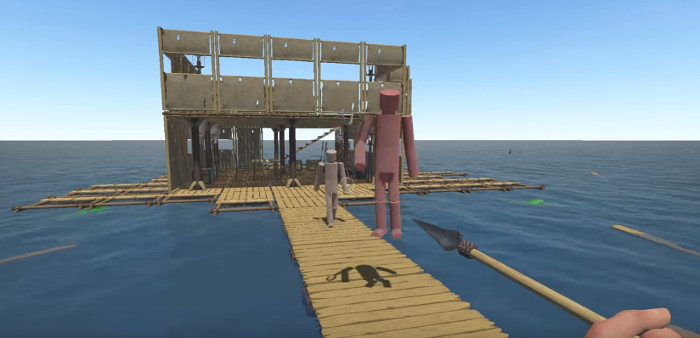 Raft Survival 3 взлом