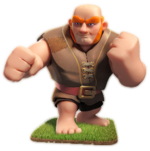 Giant (Гиганты)  в clash of clans