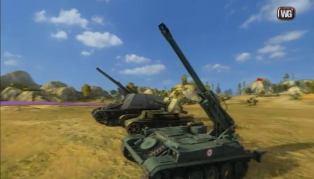 (САУ) Артиллерия  World of Tanks