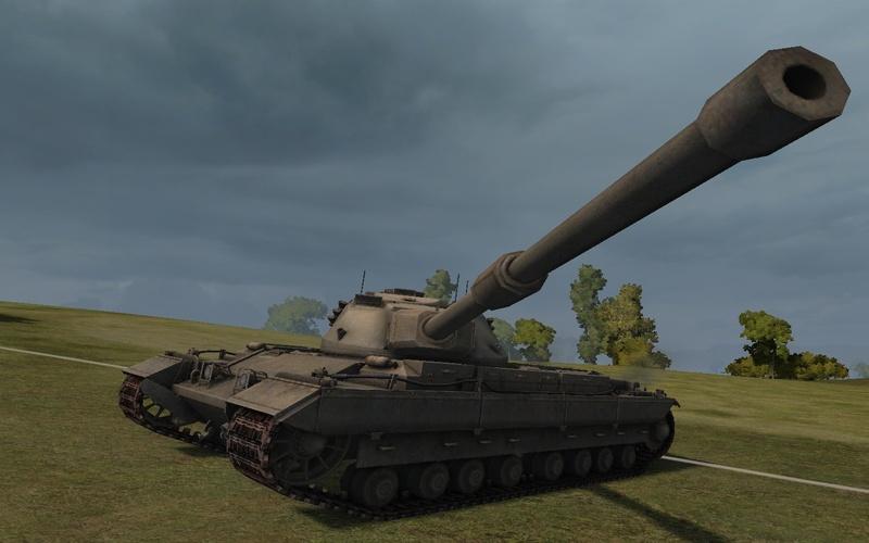 Тяжелые танки World of Tanks
