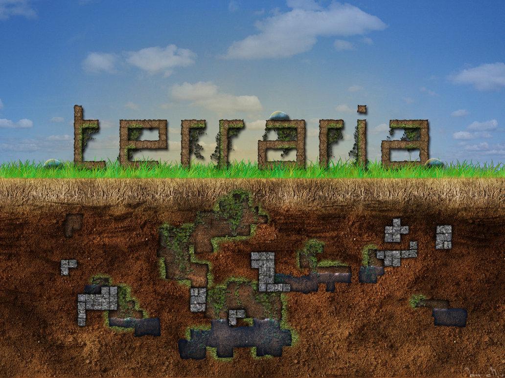 Terraria скриншоты