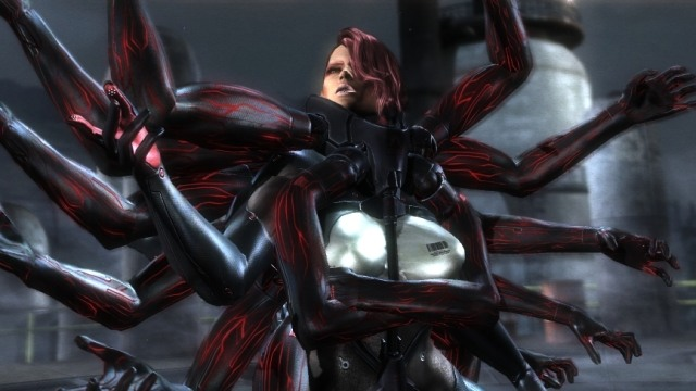 Боссы в Metal Gear Rising: Revengeance