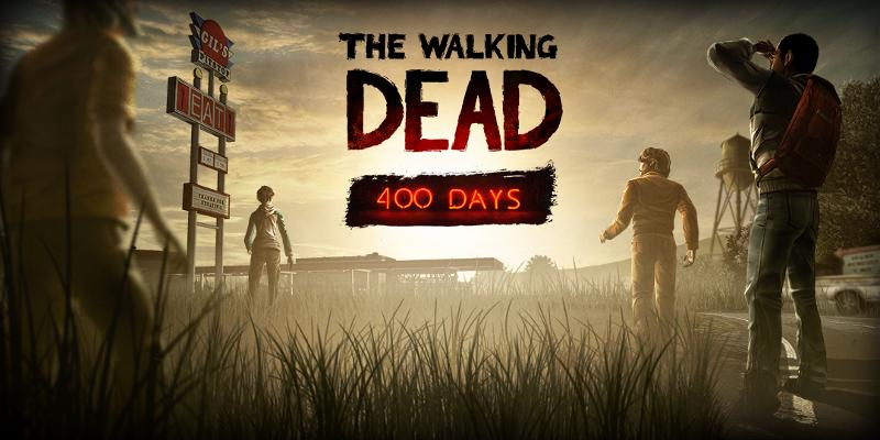 The Walking Dead: 400 Days скриншоты